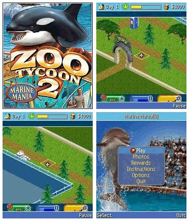 Descargar Zoo Tycoon 2 Marine Mania para celulares   My Blog